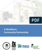 """Workforce Community Project"" for affordable housing"