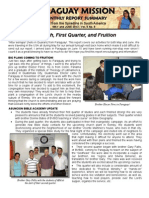 Mission Report - Jun 2013