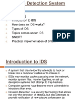 Intrusion Detection System (IDS).ppt
