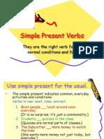 Simple Present II