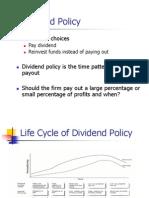 Seminar 08 Dividends