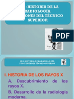 HISTORIA DE LA RADIOLOGÍA