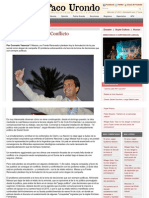 Http Www Agenciapacourondo Com Ar Oposicion 12082-Massa-y-la-teoria-Del-conflicto HTML