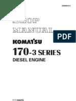 Manual Qsk23 Komatsu