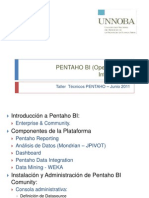 Pentaho Bi Open Source - V2