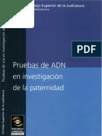 Pruebas de ADN Investigacion de La Paternidad - Colombia