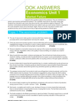 Economics Workbook Answers