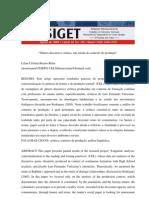 Genero Discursivo Cronica Um Estudo Do Contexto de Producao
