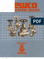 Newco Forged Steel Valves