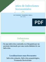 Diagnostico de Infecciones Nocosomiales