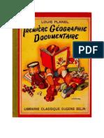 Géographie L.Planel 01 CP Première Géographie Documentaire