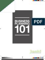 Free Business Plan Workbook