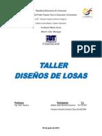 DISEÑO DE LOSA NERVADAS