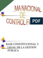 Sistema Nacional de Control Fiscal Definitivo