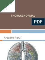 Thorax Normal - Bimbingan Coass