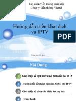 Tai Lieu Dao Tao Cau Hinh TBDC Cho IPTV