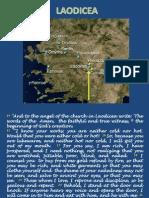 Laodicea Background
