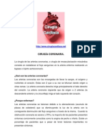 Cirugia-Coronaria Con y Si Revascularizacion