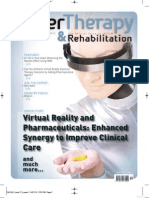 CyberTherapy & Rehabilitation, Issue 6 (1), Summer 2013.