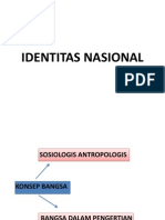 IDENTITAS NASIONAL.