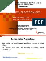 NEGOCIOS ELECTRONICOS PERÚ