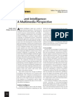 IEEE Paper on Ambient Intelligence