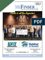 Nova Scotia Home Finder July 2013