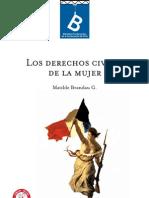 BRANDAU GALINDO, Matilde - Los Derechos Civiles de La Mujer