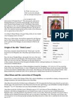 3rd Dalai Lama - Wikipedia, The Free Encyclopedia