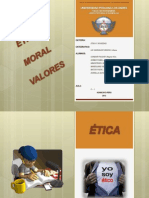 Etica - Moral - Valores