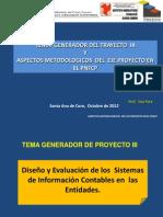 CLASE N° 4. TEMA GENERADOR Y ASPECTOS METODOLOGICOS