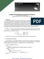 Conditie Fibonacci