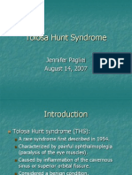 8.14.07 Tolosa Hunt Syndrome Pagliei