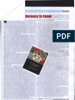 Book Review - A Conference in Ennui
