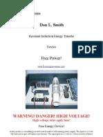 2kW Free Energy Device - Don Smith