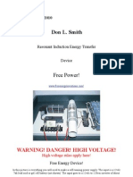 2kW Free Energy Device - Don Smith