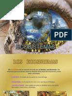 Los Ecosistemas. Jorge Casado