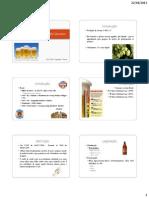 Tecnologia de produção de Cervejas