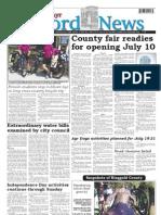 July 4, 2013 Mount Ayr Record-News