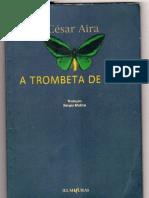 AIRA, César - Introdução e ensaio IN A trombeta de vime