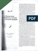 capitulo 23- Fluctuaciones economicas y la teoría de la demanda agregada