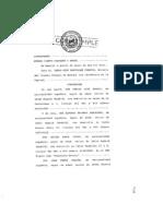 Primera Hoja de Escritura de Comporaventa Consorcio-Obrum