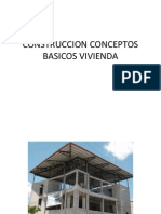 Conceptos Basicos de Construccion Casa Sismo