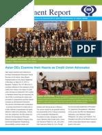 ACCU Management Report March 2013
