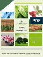 Catalogue 3chenes 2013