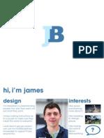 Portfolio, James Burchill, 03/07/2013