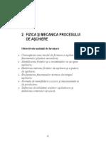 2. Fizica Si Mecanica Procesului de Aschiere