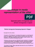 Presentation Stereotype II