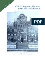Mahum Tah Ta Lagavana the Blue Monks and Franz Bardon