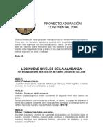 Los 9 Niveles de La Alabanza